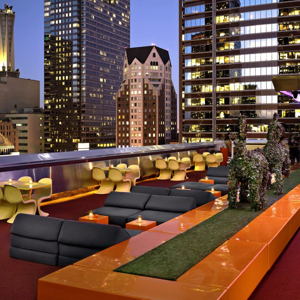 Buildings City Hip Lounge Outdoors Rooftop plaza screenshot