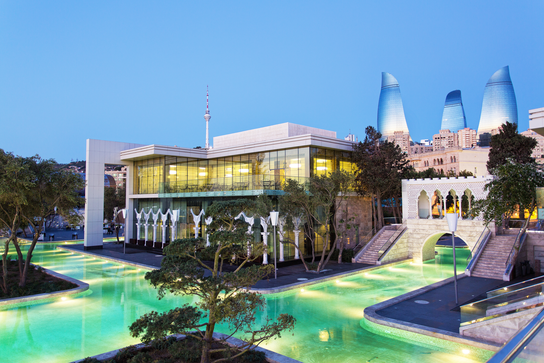 Buildings Exterior Luxury Pool Romantic sky leisure Resort building swimming pool plaza condominium palace