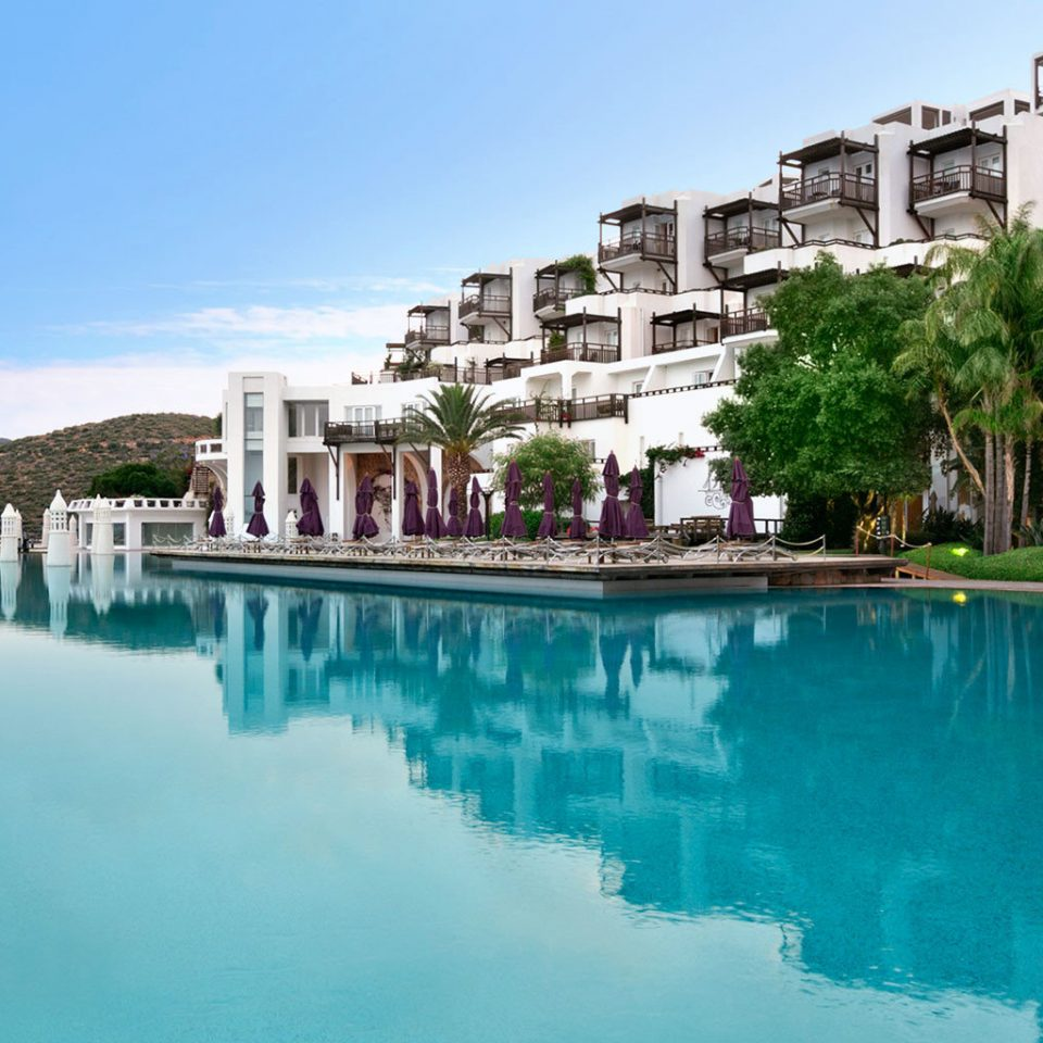 Buildings Family Play Pool Resort Scenic views water building swimming pool property house resort town palace blue Sea swimming