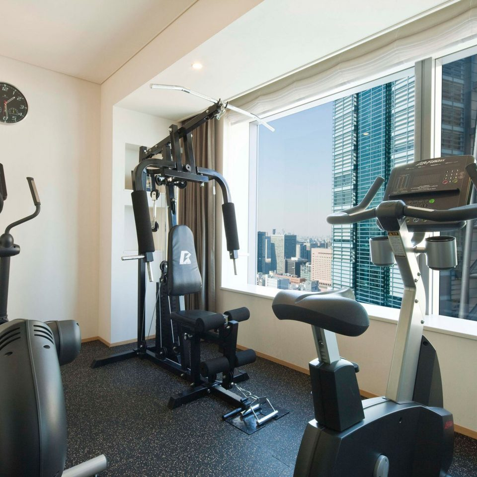 Business City Classic Fitness Scenic views Sport Wellness structure chair property sport venue condominium office gym