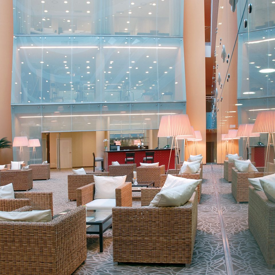 Business City Classic Lobby Lounge function hall living room restaurant convention center