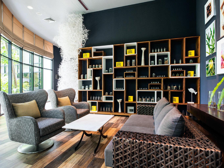 Business City living room property home condominium