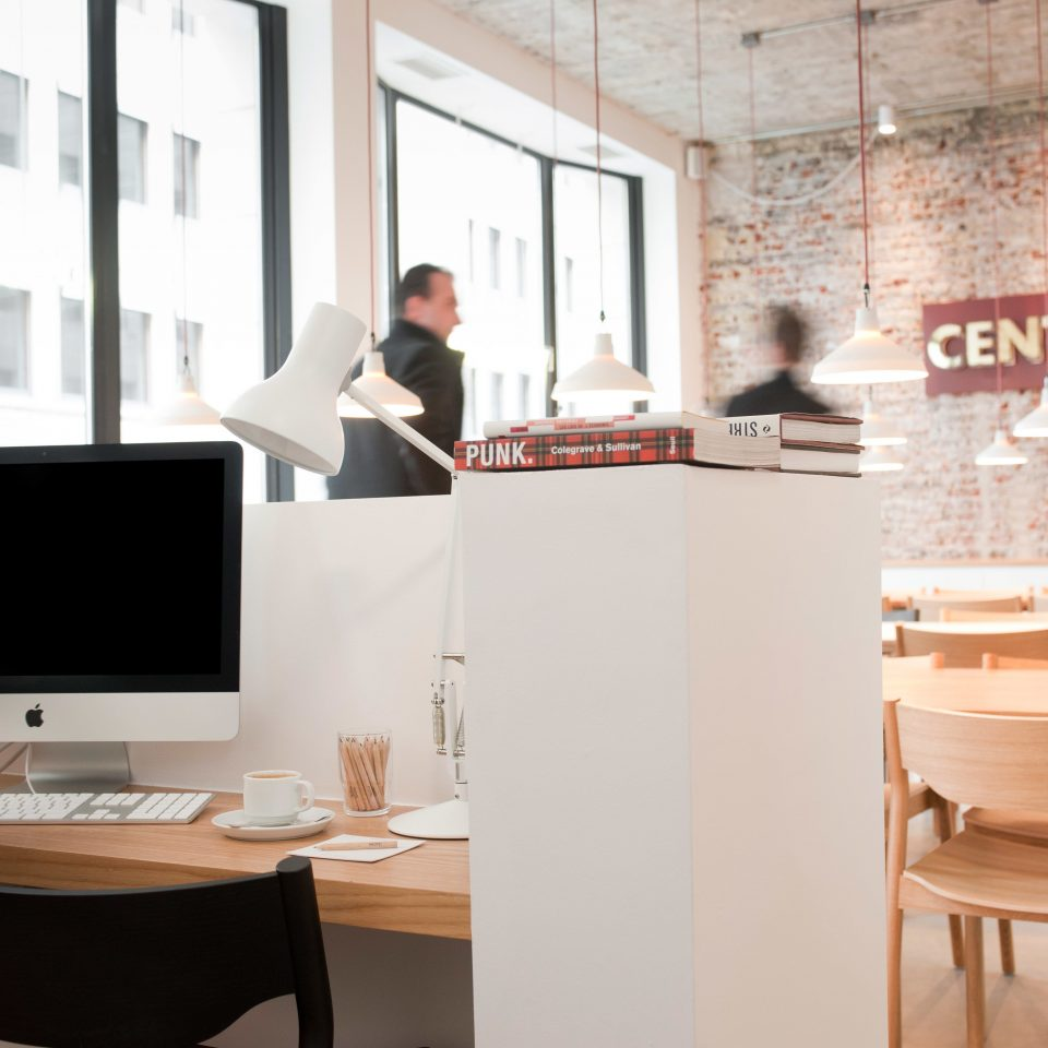 Business City Dining Drink Eat Hip Modern property home office