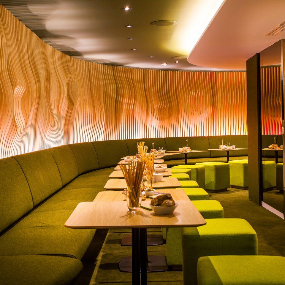 Business City Dining Hip Modern Resort Romance Romantic function hall restaurant auditorium