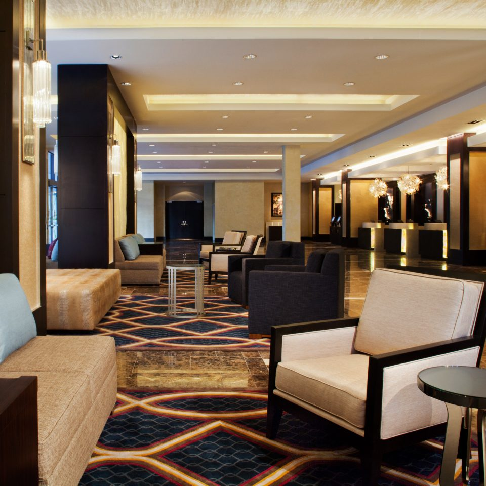 Business City Lobby Modern chair property living room Suite condominium home conference hall
