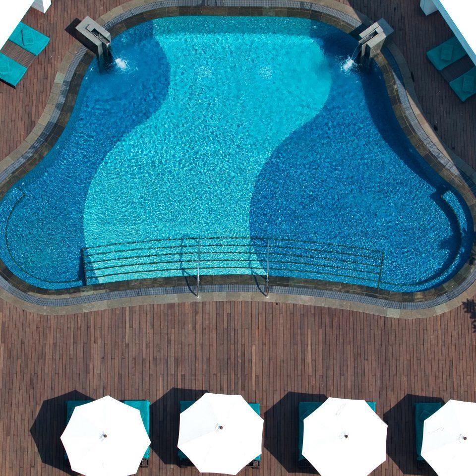Business City Luxury Pool swimming pool leisure backyard jacuzzi