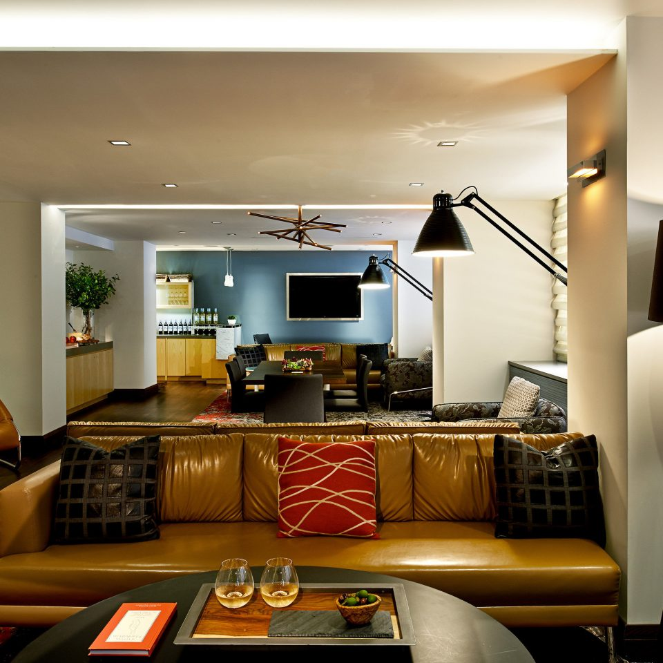 Business City Modern living room property home Suite condominium leather