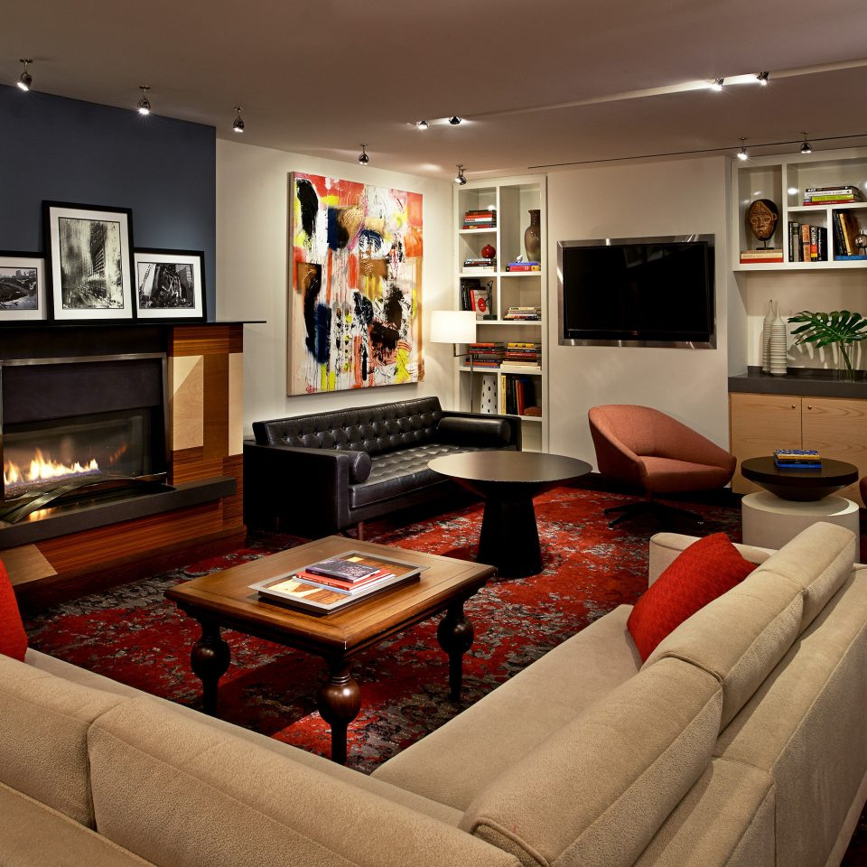Business City Modern sofa living room property home recreation room leather flat condominium Suite rug