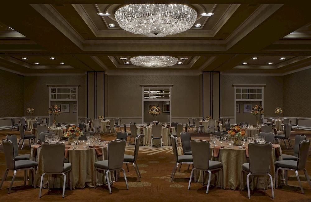 Business Classic Dining Eat Golf Modern chair function hall conference hall restaurant auditorium banquet ballroom cafeteria convention center convention set dining table