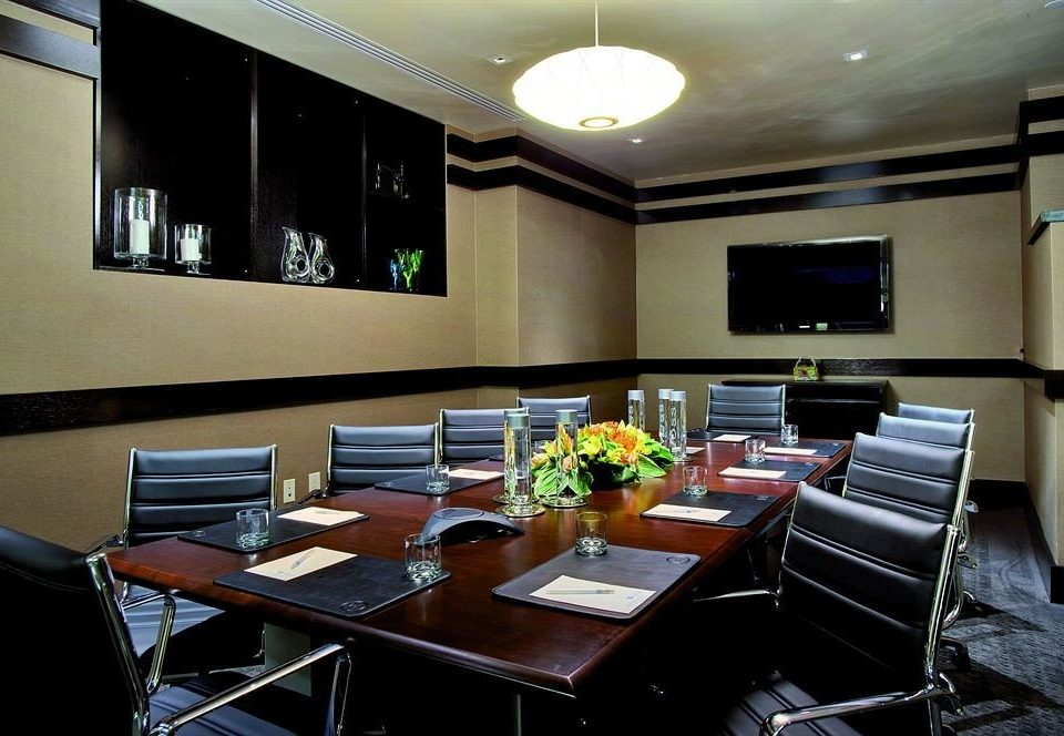 Business conference hall condominium recreation room living room office