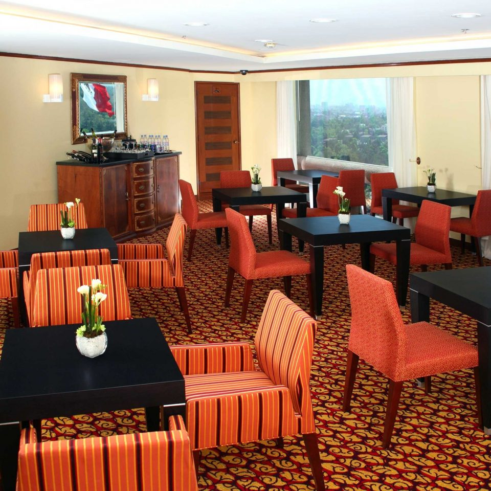 Business Dining Drink Eat Elegant Scenic views chair restaurant function hall conference hall Resort Suite convention center set