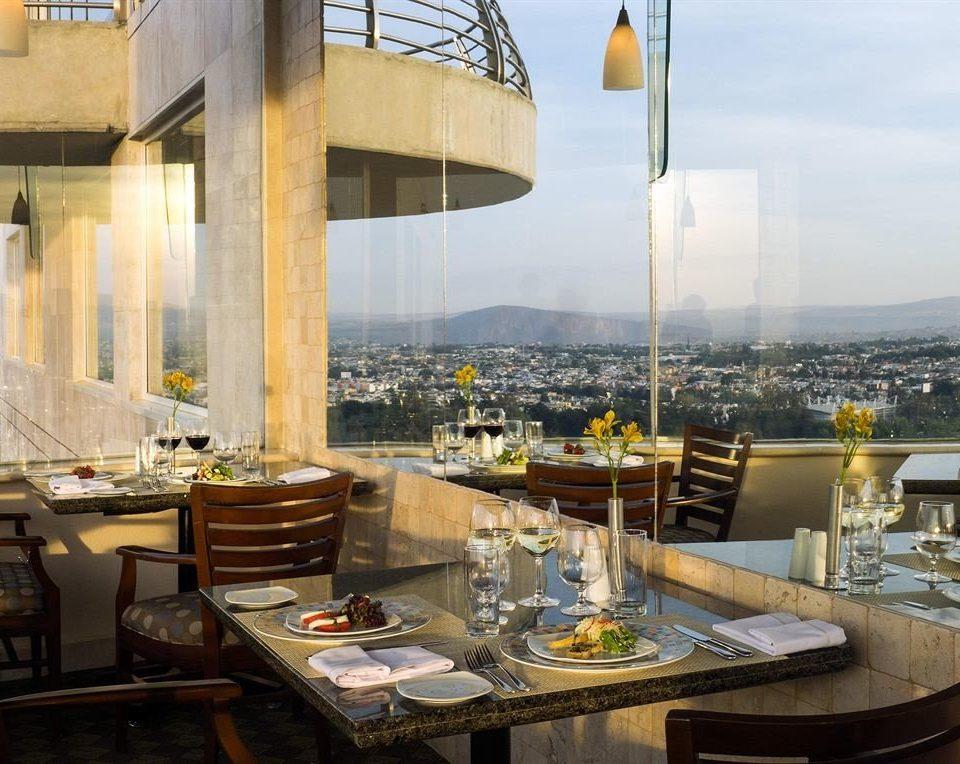 Business Dining Drink Eat Modern restaurant yacht vehicle Island