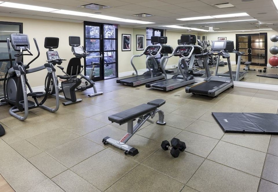 Business Family Fitness structure gym sport venue physical fitness office