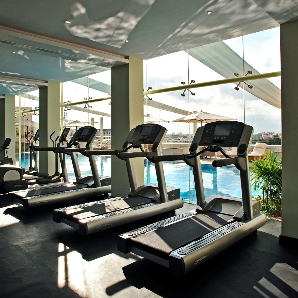 Business Fitness Luxury Pool Wellness structure sport venue condominium gym