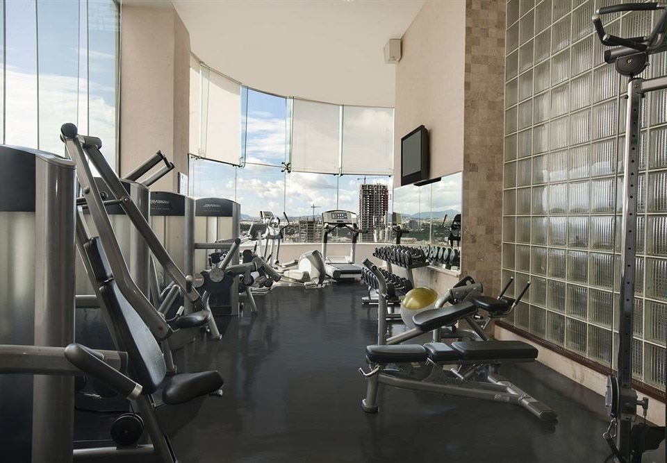 Business Fitness Modern Scenic views structure property gym sport venue condominium
