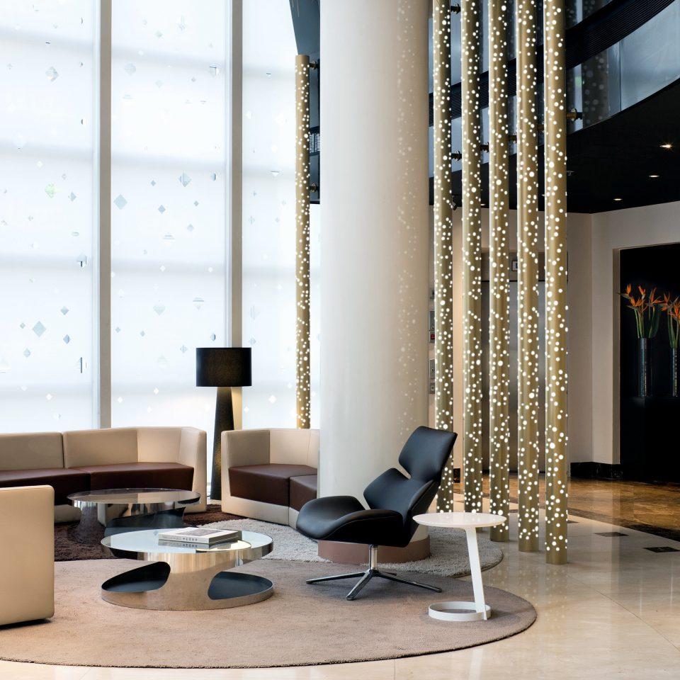 Business Lounge Modern Resort living room Lobby office