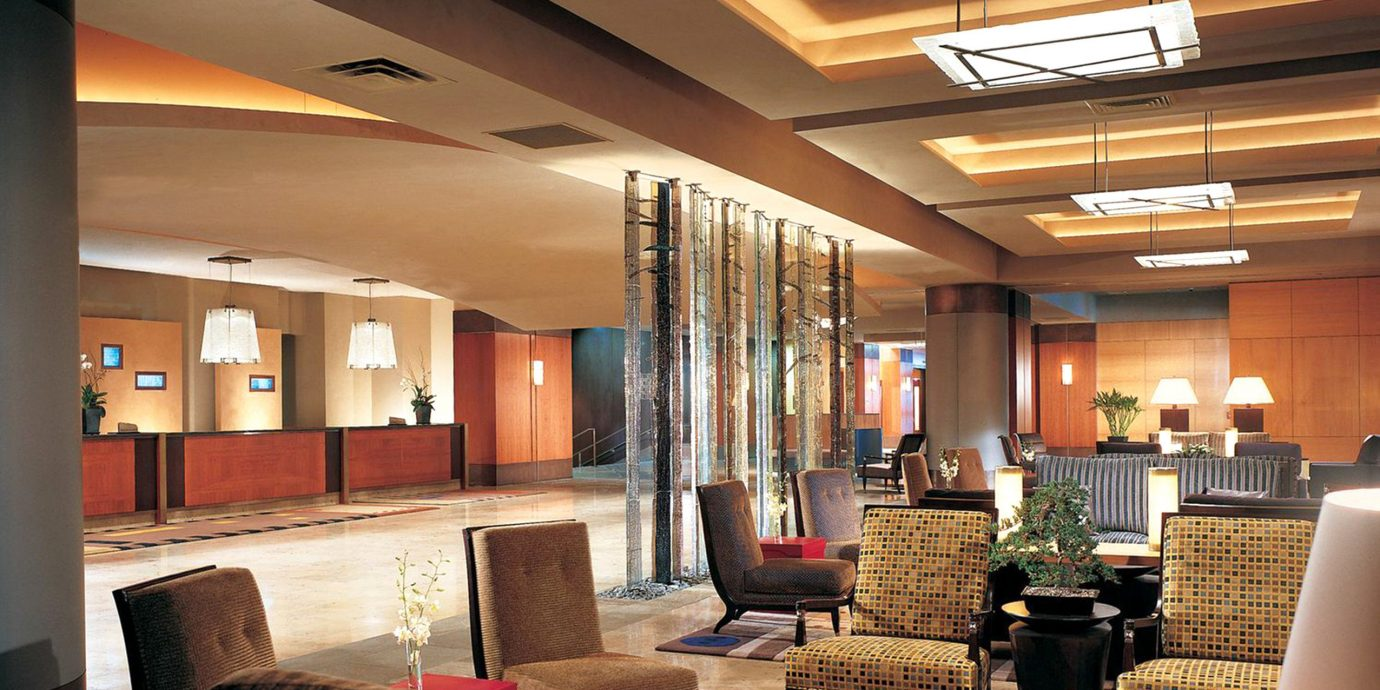 Business Lobby Lounge Modern property living room home lighting recreation room condominium