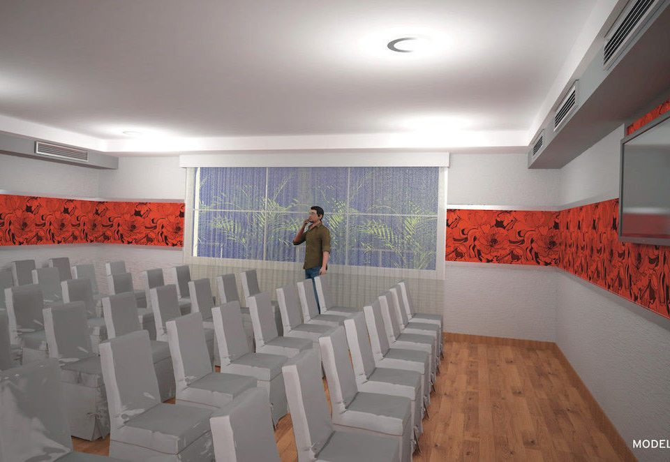 Business Lounge auditorium conference hall classroom hall conference room