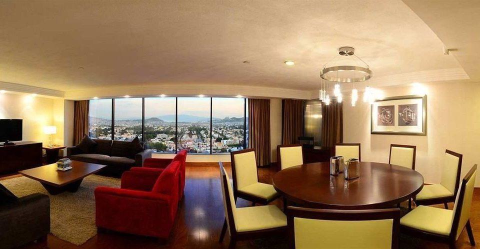 Business Modern property Suite Resort living room Villa flat lamp