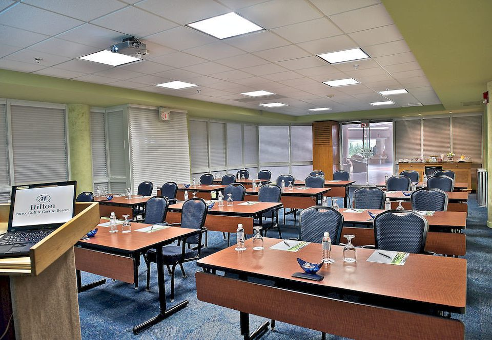 Business Resort classroom conference hall office meeting