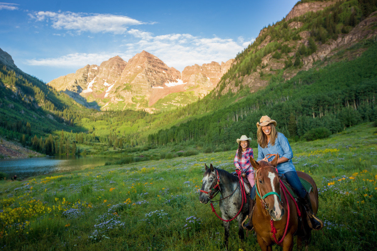 Family activities horseback riding Nature News Outdoor Activities River Trip Ideas western mountain grass outdoor sky horse mountainous landforms wilderness mountain range pasture grassland ecosystem meadow valley landscape rural area backpacking walking plateau alps Adventure trail riding hiking hill hillside lush highland