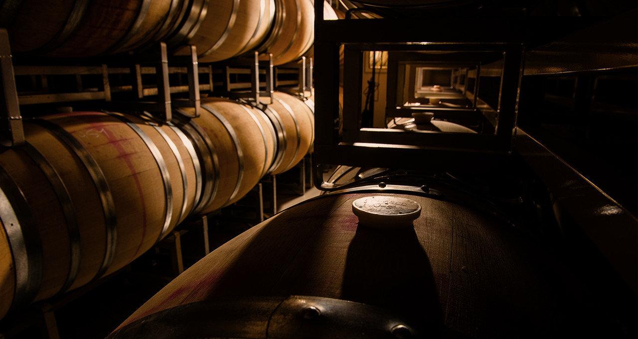 Food + Drink indoor man made object light darkness barrel basement