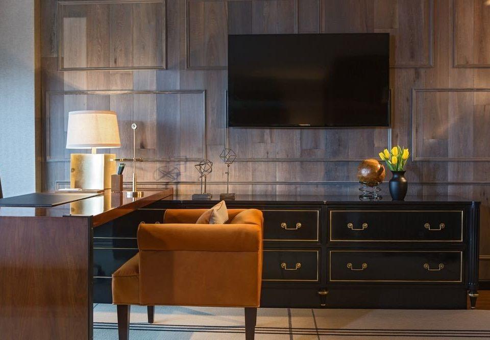 cabinet cabinetry hardwood living room wood flooring