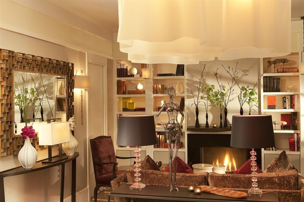 living room property home candle cabinetry lit mansion condominium