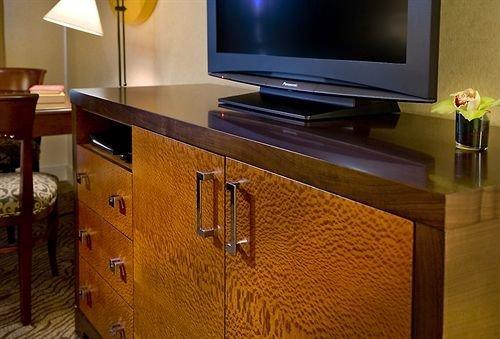 television cabinetry hardwood countertop center shelf flat
