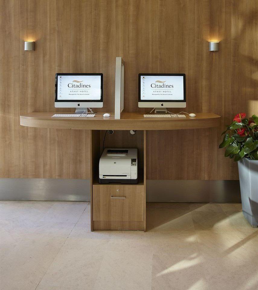 desk cabinetry home living room flooring office shelf