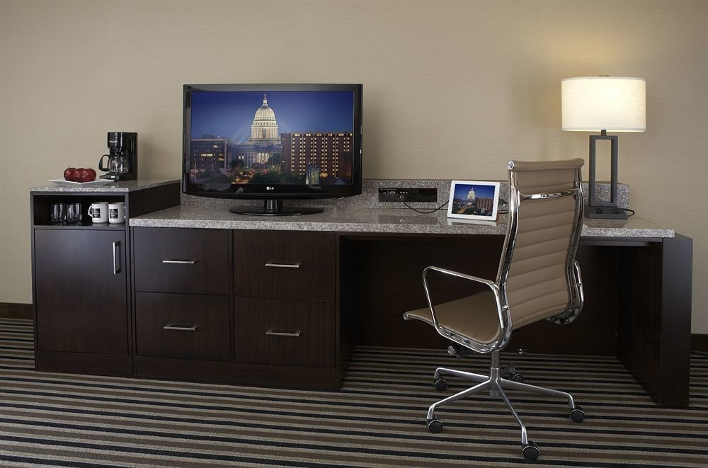 desk office living room home cabinetry