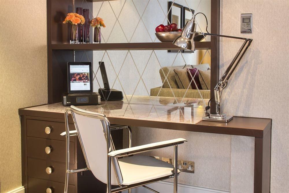 shelf cabinetry shelving desk home living room office