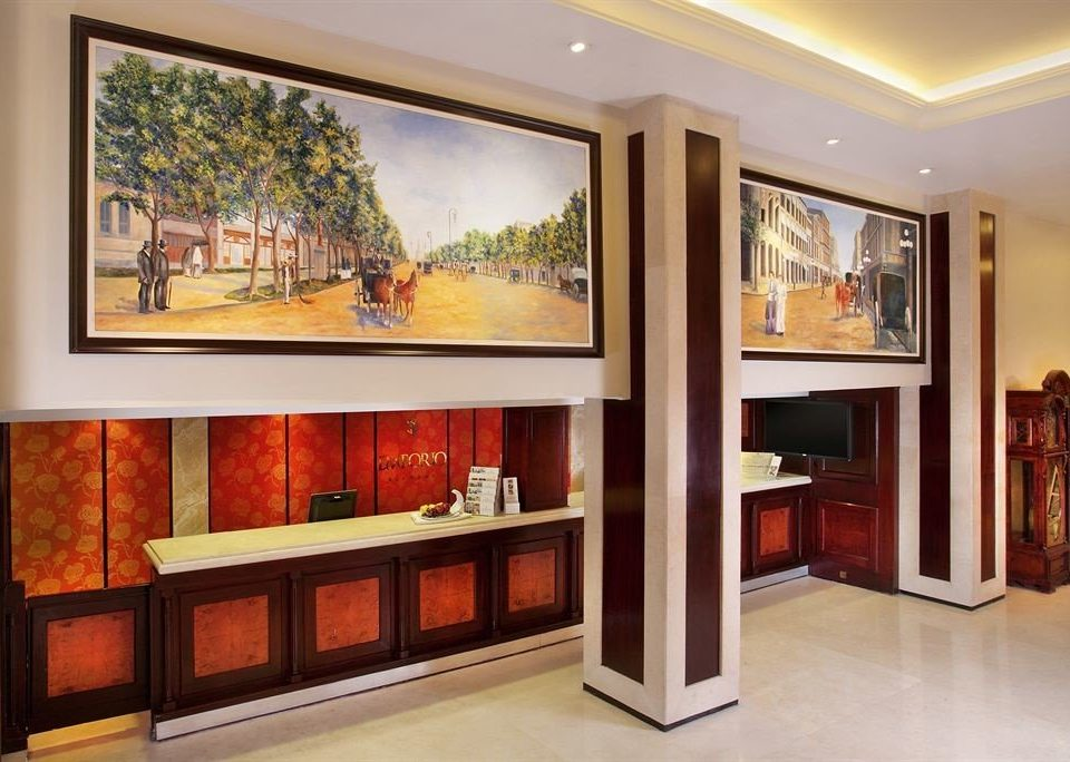property gallery scene cabinetry living room home modern art tourist attraction