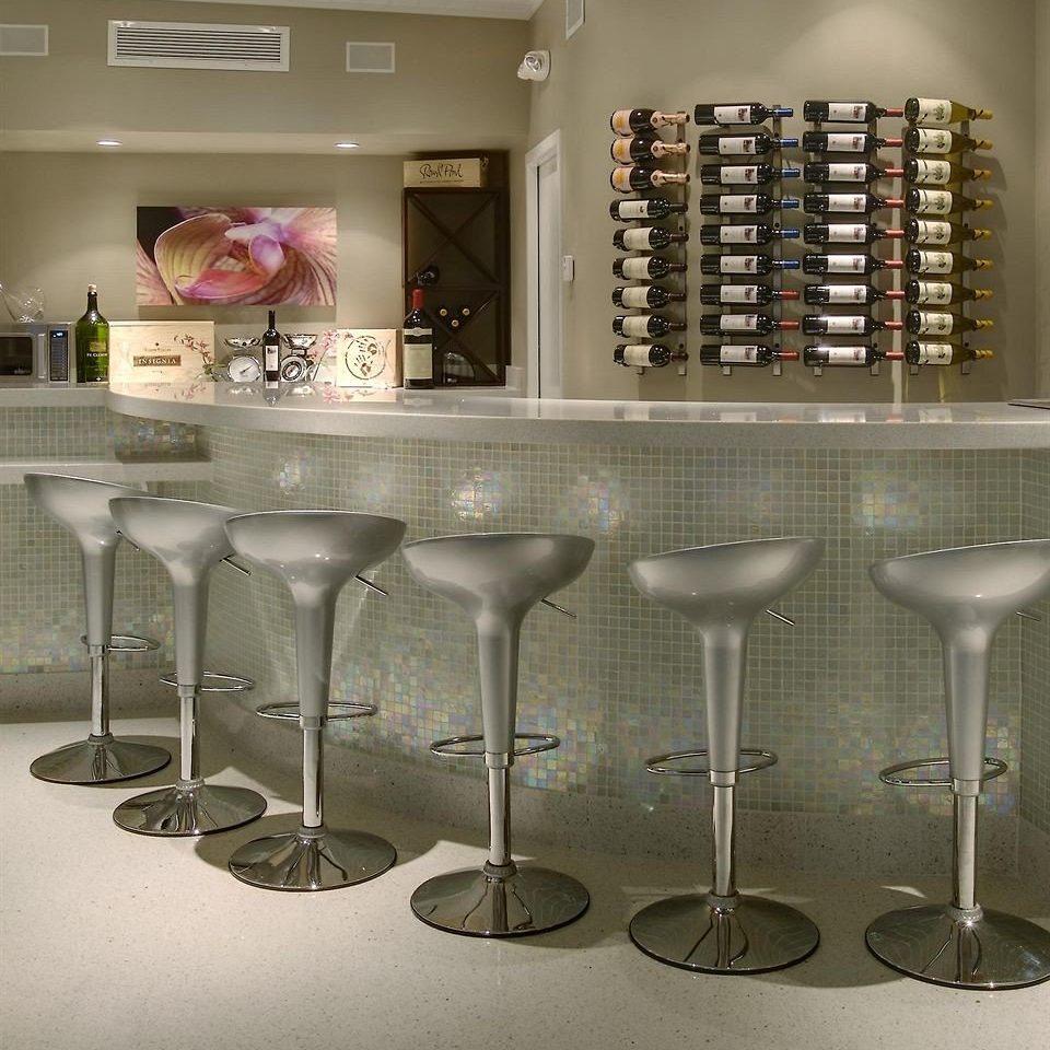 lighting glass cabinetry shelf