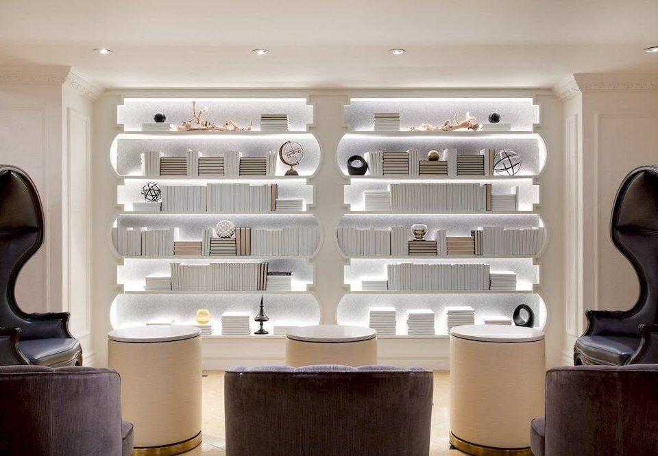 home living room lighting cabinetry white shelf