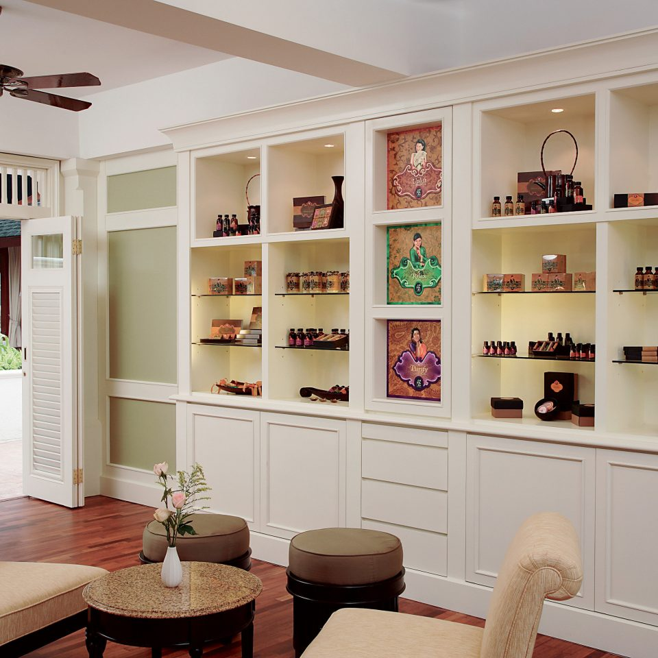 living room cabinetry home shelving shelf