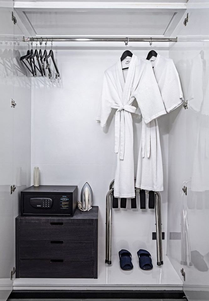 white home wardrobe cabinetry