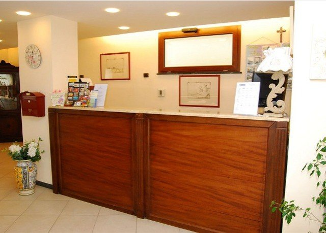 property cabinetry receptionist office