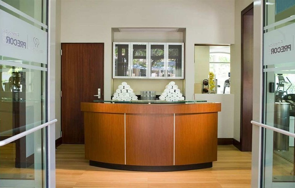 property cabinetry receptionist