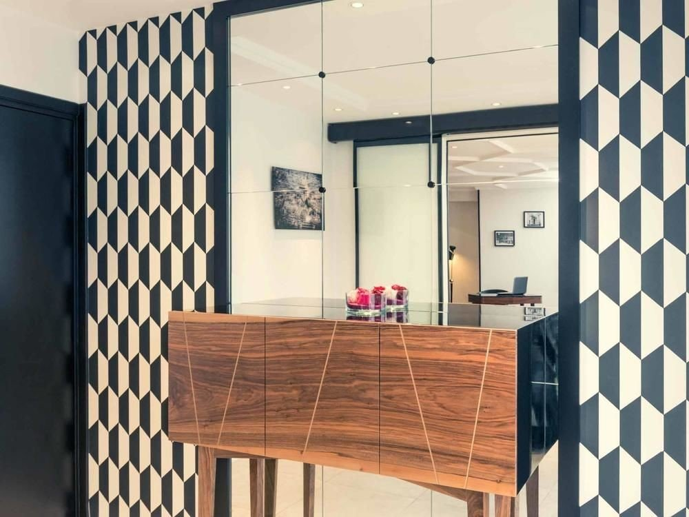 cabinetry tiled