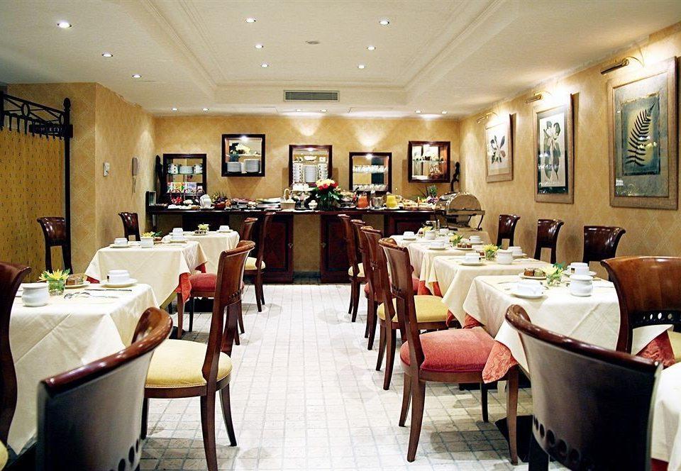 chair restaurant function hall café