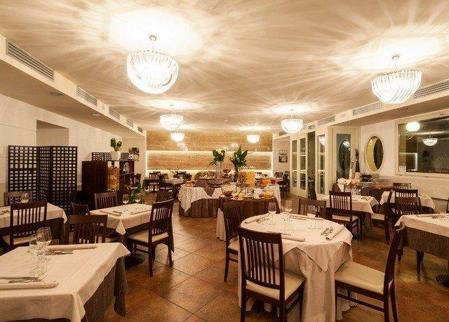 restaurant property function hall scene café