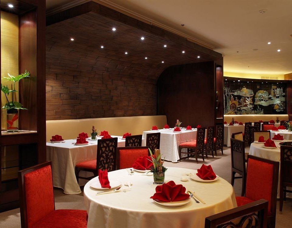 restaurant red function hall café