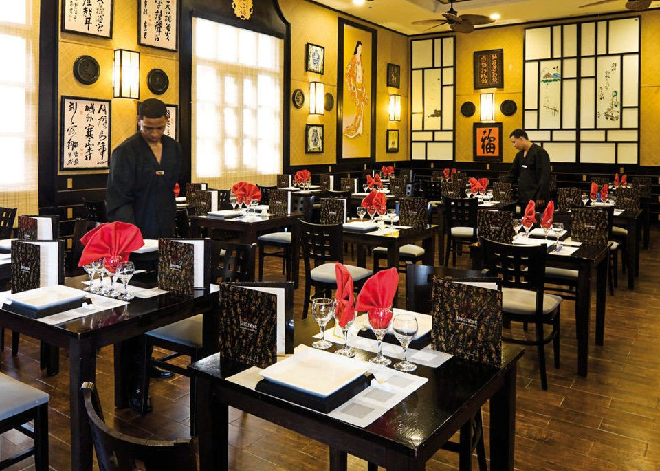 restaurant café