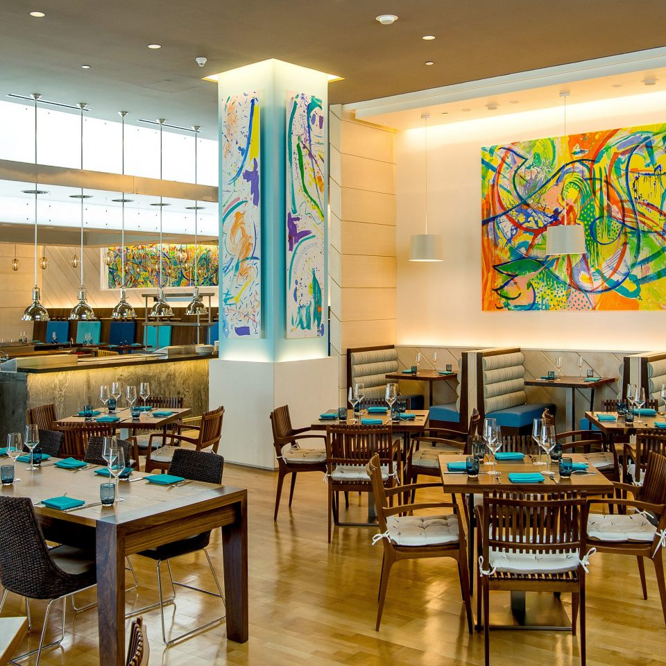 chair restaurant scene café cafeteria fast food restaurant classroom