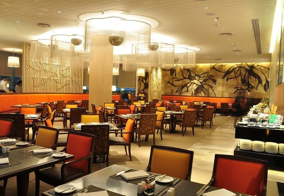 chair restaurant function hall café cafeteria conference hall convention center food court