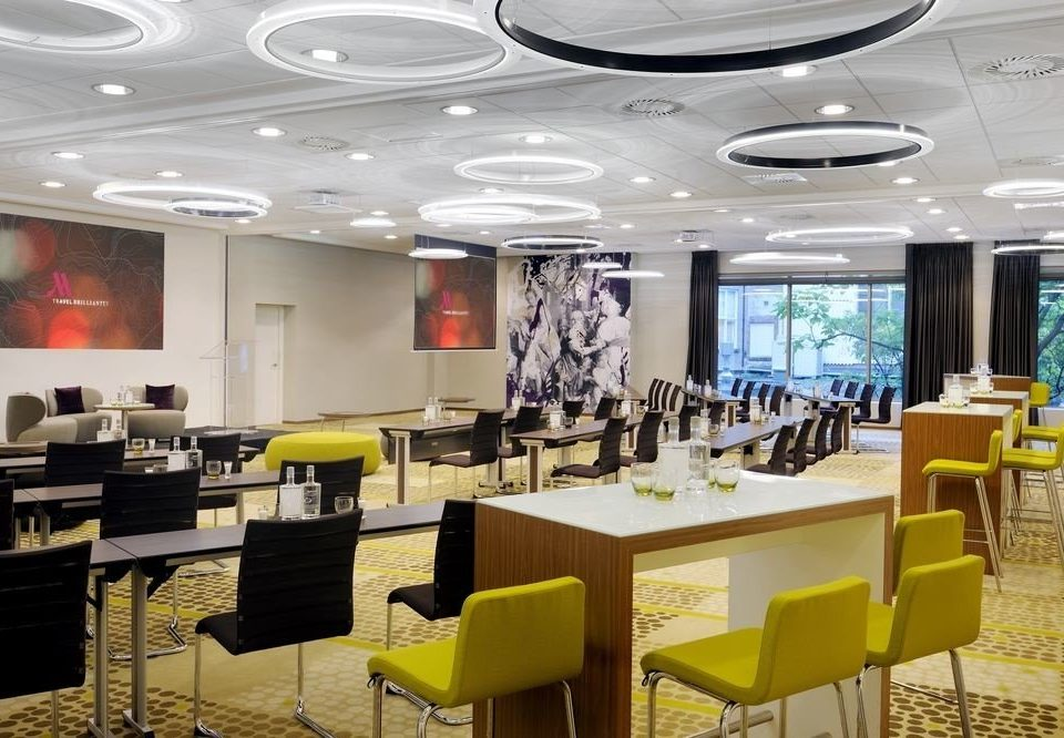 chair conference hall function hall classroom restaurant convention center cafeteria meeting