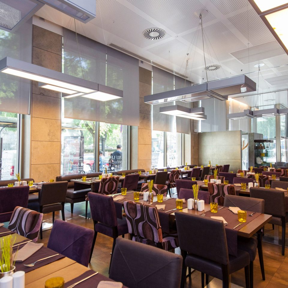 restaurant cafeteria conference hall function hall classroom convention center full