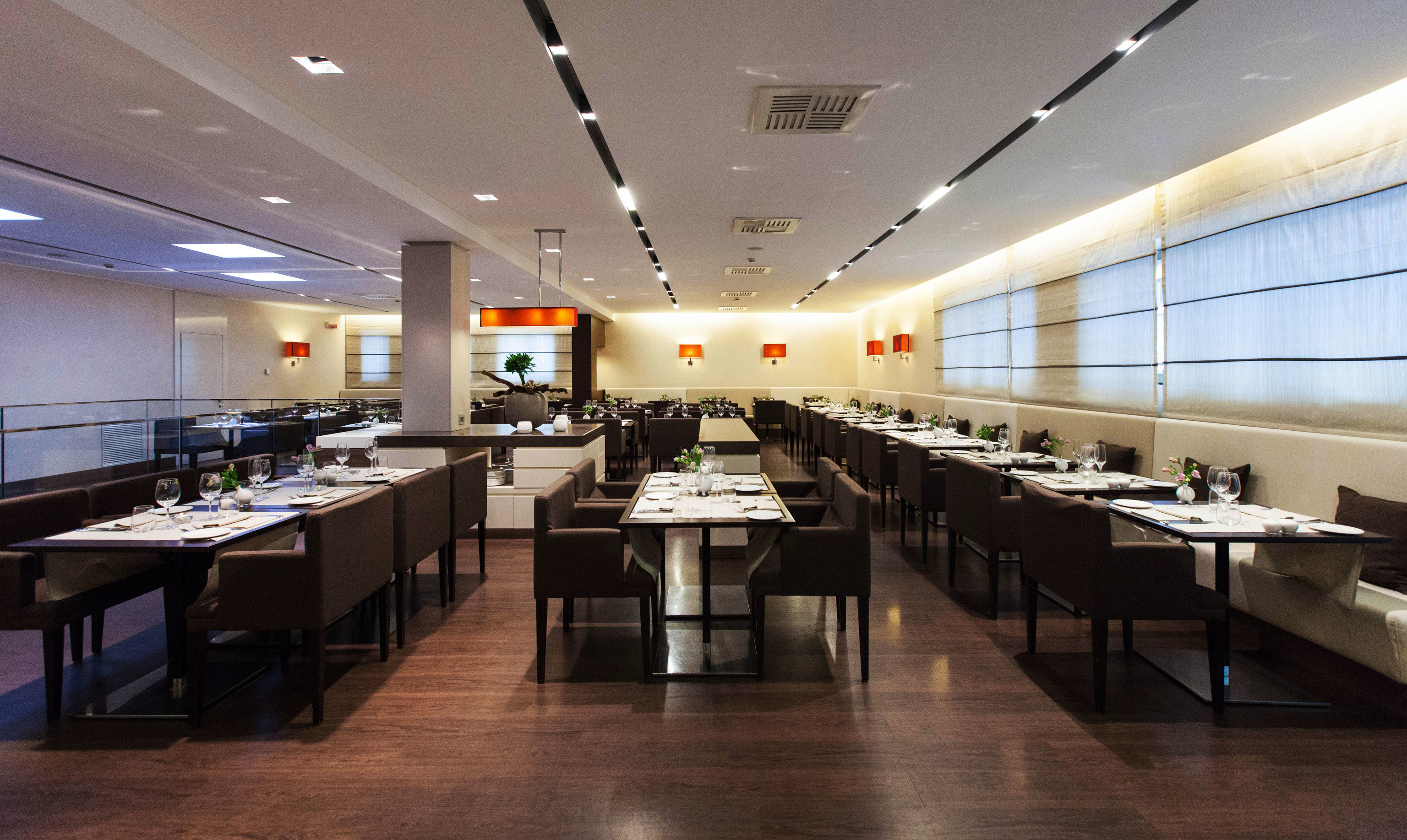 function hall restaurant conference hall cafeteria lighting convention center
