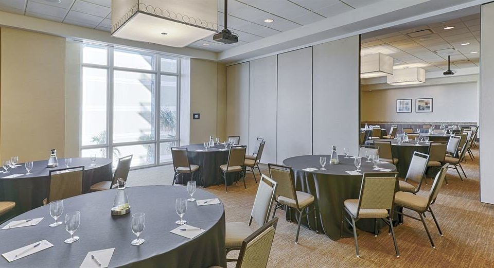 conference hall restaurant function hall cafeteria dining table